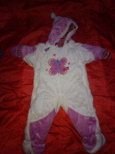 12 month baby snowsuits.