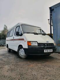 1988 Ford Transit Campervan