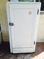 Vintage Ice box Fridge $200 OBO