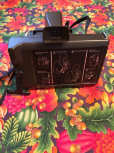 Old Polaroid Minute Maker Camera VERY GOOD CONDITION  40 yrs old