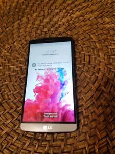 LG G4 32GB unlocked -Black Smartphone