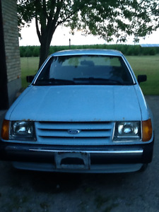 1985 Ford Tempo Other