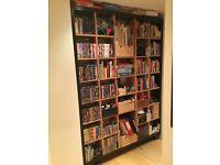 Bookcase shelving