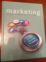 Marketing: Ninth Canadian Edition