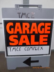 Condo Community Garage Sale