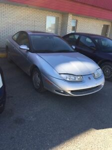 2002  Saturn SC2 runs awesome REDUCED