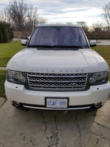 2010 Land Rover Range Rover SUV, Crossover