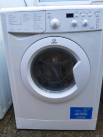 7.5kg Indesit Washer Dryer