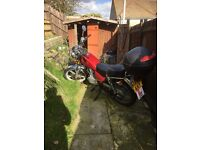 Suzuki gn 125 low mileage CBT/learner legal