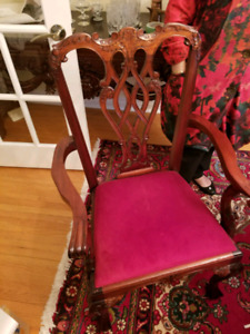 Antique Furniture for Sale . Call to inquire prices.