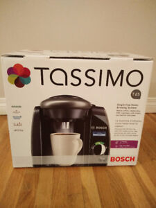 Bosch Tassimo T65 Single Cup Home Brewing System