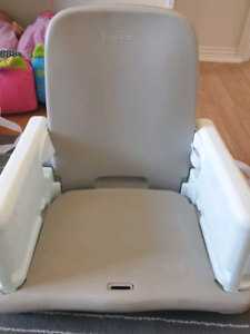 Portable/travel booster/high chair