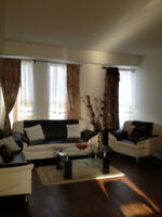 Furnished room available an a Townhouse home
