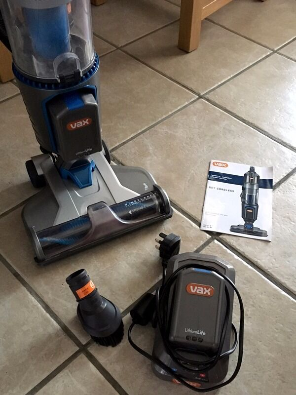 VAX AIR CORDLESS DUOUpright Vacuum CleanerYORKin York, North YorkshireGumtree - NEARLY BRAND NEW • USED ONCE Vax Air Cordless Duo Upright Vacuum Cleaner Come with charger and battery Totally cordless!! Cyclone technology Great for anywhere in the house Even clean your car with ease Tough to reach small spaces Efficient and...