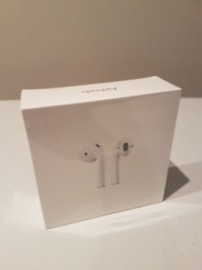 Apple Airpods [NEUFS SCELLÉ/BRAND NEW SEALED]