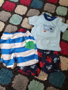 One stop shop for summer to winter clothes for baby boy!