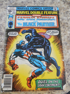Marvel Comics Group - Marvel Double Feature #21 (March 1977)