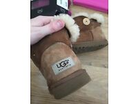Woman's genuine ugg boots size 5