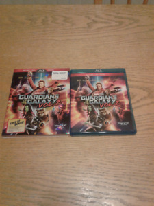 Guardians of the Galaxy 2 (Blu-ray & DVD with tons of bonus)
