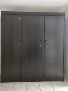 3-Door Wardrobe - used only for 3 weeks
