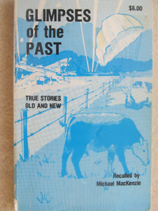 GLIMPSES OF THE PAST by Michael Mackenzie - 1984