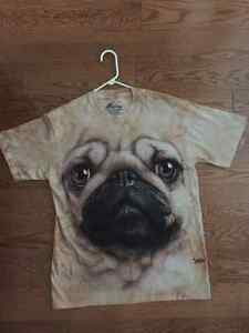 Great PUG t-shirt BRAND NEW, NEVER WORN!