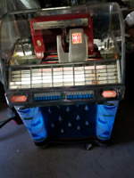 Vintage Jukebox Amplifier and Component Rebuilding and Repair