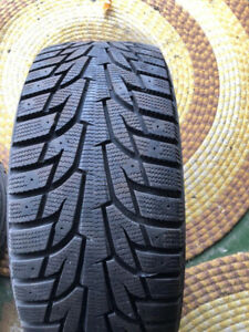 BMW ALL SEASON/WINTER TIRES SIZE 225 45 R 17 FOR SALE