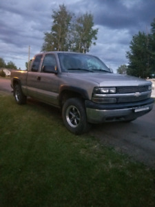 2000 Chevy foresale
