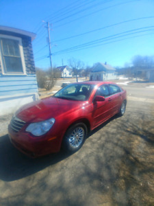 2007 Chrysler sebring touring edition