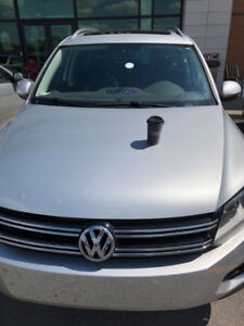2017 Volkswagen Tiguan Comfortline VUS