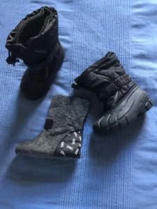 Winter shoes/chaussures d'hiver, girl/fille SOREL size 9