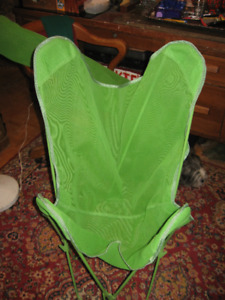 chaise pliante de parterre