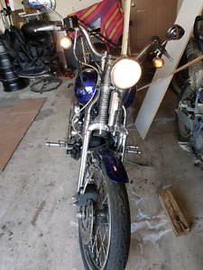 *new lower price* 2002 harley Davidson Springer for sale