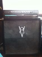 Peavey Amp and Line 6 Spider II Head