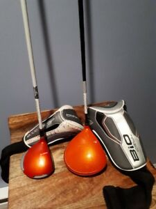 Cobra Driver and 3 wood