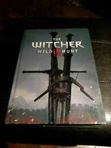 Witcher III Deluxe Strategy Guide