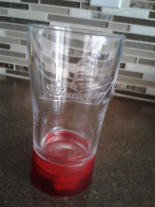 VERRE DE BUT BUDWEISER