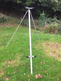 Fishing rod stand 6ft