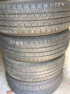 P185 65/R15 SUMMER TIRES FOR SALE