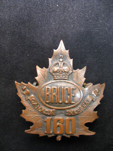 Wanted: World War 1 Cap Badges, Medals ~ Wanted ~ London Ontario image 3