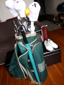 Golf clubs and more