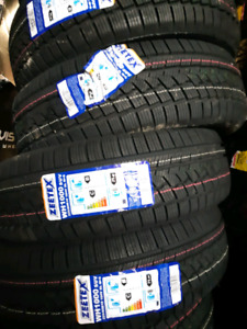 NEW 225/60/R18 WINTER TIRES