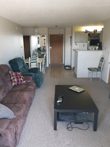 Central Downtown 2 Bedroom 2 Bath Apt Sublet