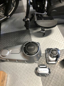 Harley Twin Cam Engine Covers