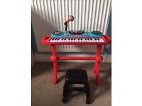 Children's keyboard immaculate