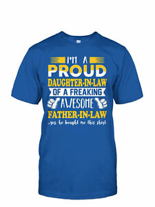 Proud Daughter-in-law T-shirt