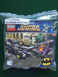 Lego - Super Heroes 6864 - Two face chase