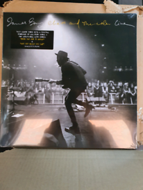 James Bay live album Vinyl.