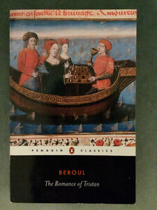 UNIVERSITY STUDENTS!  THE ROMANCE OF TRISTAN BY BEROUL